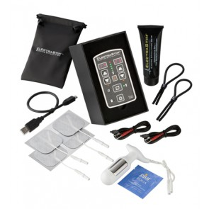 ElectraStim Flick Duo Stimulator - Kit Complet Multi Pack