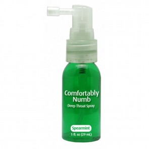 Comfortably Deep Throat - Spray pour fellation en gorge profonde