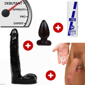 kit sextoys debutant