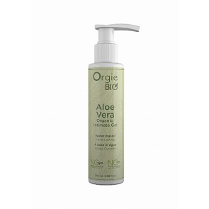 Orgie Bio - Aloe Vera Intimate Gel 100 ml