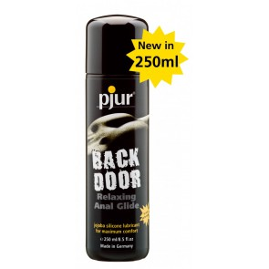 Pjur BACK DOOR - Lubrifiant base Silicone 250ML