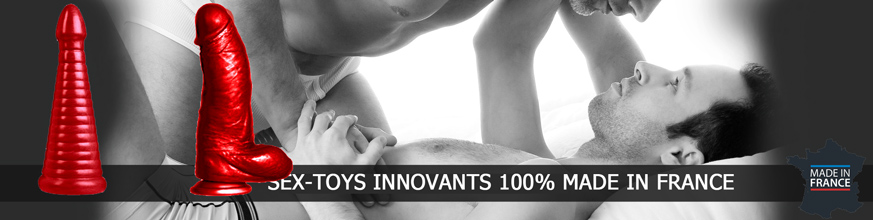 Sex Toys fabrique en France